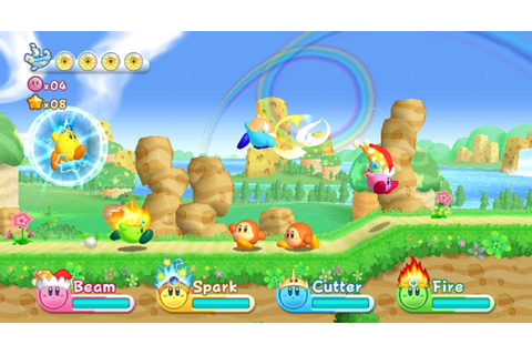 Kirby's Adventure Wii Coming to Wii U This Week via ...