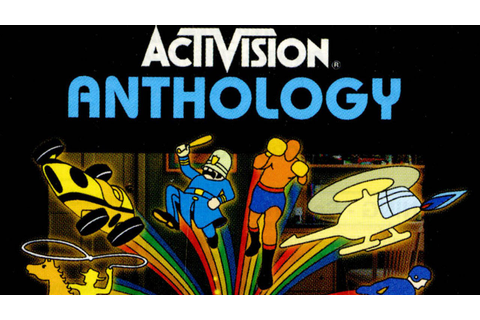CGR Undertow - ACTIVISION ANTHOLOGY review for Game Boy ...