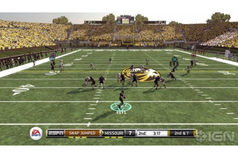 NCAA Football 12 Review - IGN
