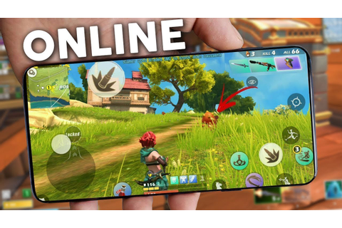Top 12 New Online Multiplayer Games for Android YOU MUST ...