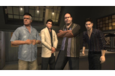 The Sopranos: Road to Respect review | GamesRadar+