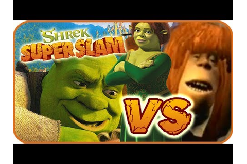 Shrek Super Slam Game Part 5 (Gamecube, PC, PS2, XBOX ...