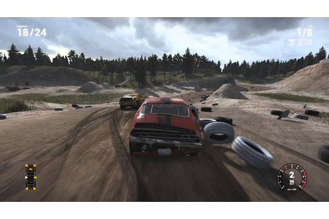 NEXT CAR GAME [Off Road] PC GTX770 4GB - YouTube