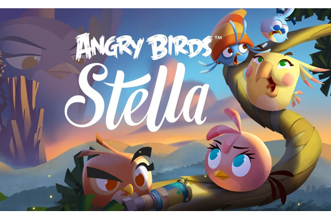 RisanDrooid: Download game ANGRY BIRDS STELLA for android ...
