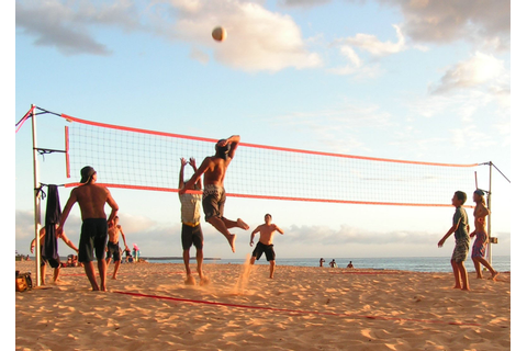 All About Beach Volleyball History | The Power Of Sport ...