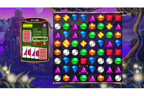 Bejeweled 3 (2011) by PopCap Games X360 game