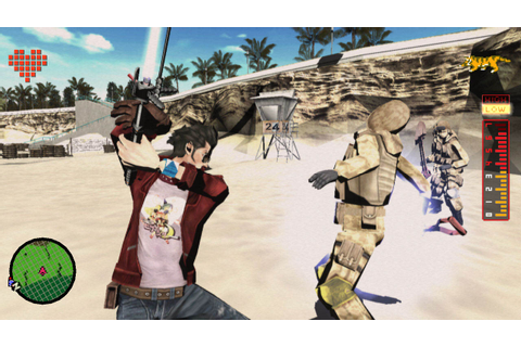 No More Heroes (Game) | GamerClick.it