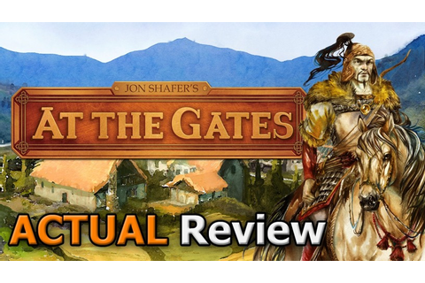 Jon Shafer's At the Gates (ACTUAL Game Review) – cublikefoot