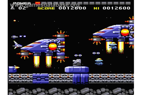 Space Manbow - MSX 2 - Games Database