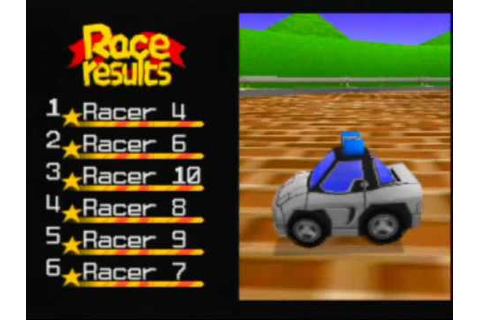 Penny Racers Game Sample - N64 - YouTube