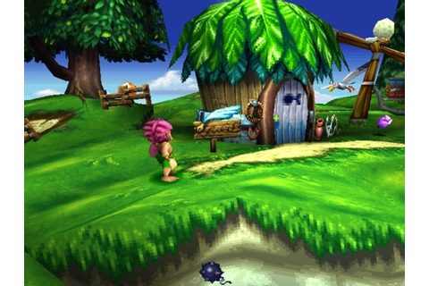 Tomba! 2 hits PlayStation Network tomorrow for PS3, PS ...