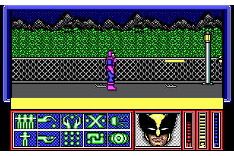 Скриншоты X-Men: Madness in Murderworld на Old-Games.RU