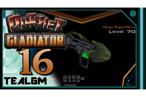 Ratchet Gladiator HD (With Developer Mike Stout!) - Part ...