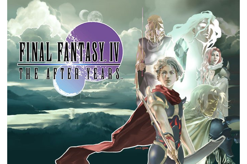 Final Fantasy IV : The After Years, l'autre RPG de Square ...