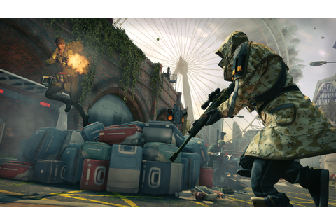 Dirty Bomb Class-Based First-Person Shooter Review | The ...