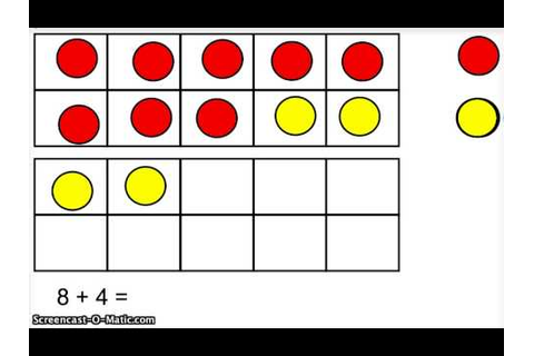 Making a 10 to add numbers - YouTube