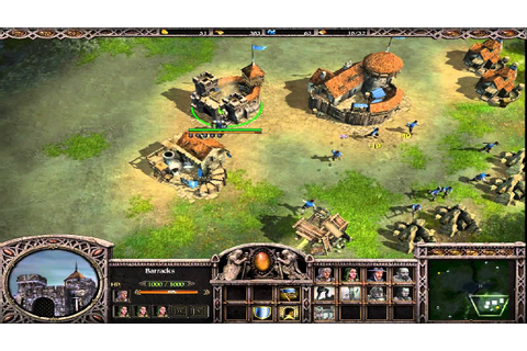 Armies of Exigo Gameplay HD - YouTube
