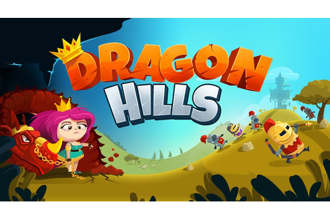 Colorful 2D side-scroller 'Dragon Hills' is out on Android ...