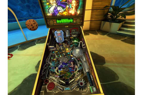 Pinball FX 2 VR - PSVR Review - PlayStation Country