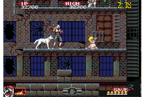 Download Shadow Dancer: The Secret of Shinobi (Genesis ...