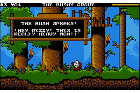 Download Magicland Dizzy - My Abandonware
