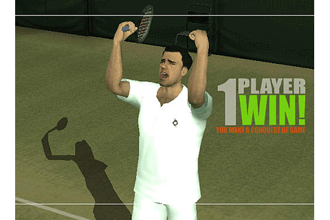 Buy Smash Court Tennis Pro Tournament on PlayStation 2 | GAME