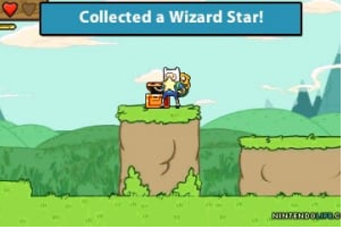 Adventure Time: Hey Ice King! Why'd You Steal Our Garbage?! (DS) News ...