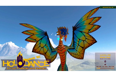 Holodance Challenges Players to Dance with Dragons ...