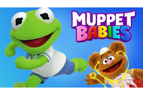 Muppet Babies | Time To Play | Puzzles Toddler Games ...