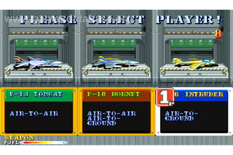 Carrier Air Wing - Arcade - Games Database