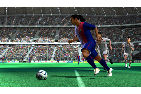 Free Pc Games: FIFA 07 Compressed