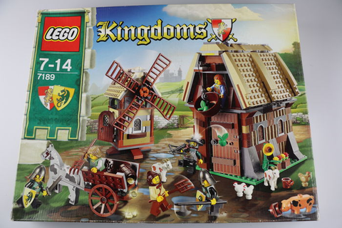 LEGO - Knights Kingdom - set - Catawiki