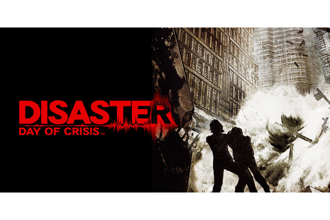 Disaster: Day of Crisis | Wii | Jeux | Nintendo