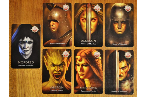 The Resistance: Avalon | Image | BoardGameGeek