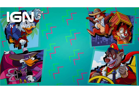 The Disney Afternoon Collection Videos, Movies & Trailers ...