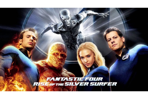 Fantastic Four Rise of The Silver Surfer Complete Game ...