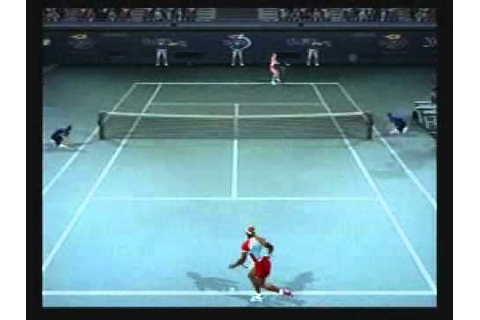 Smash Court Tennis Pro Tournament 2 ps2 Gameplay - YouTube