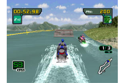 The Official PlayStation Museum | Sea-Doo Hydrocross - The ...