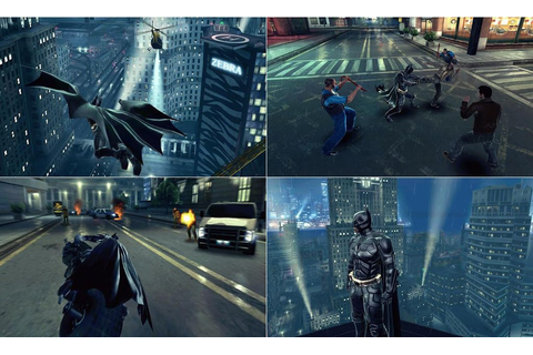 Luz nas Trevas: The Dark Knight Rises- The Mobile Game