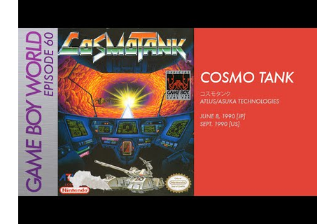 cosmo tank game boy - Gameonlineflash.com