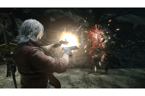 Dante's return in Devil May Cry 5 is the real deal - hands ...
