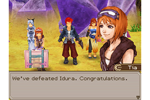 Lufia: Curse Of The Sinistrals - NDS - Games - GameZone