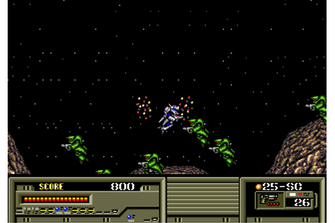Download Target Earth (Genesis) - My Abandonware