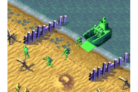 Army Men Operation Green Gameplay [GBA] - YouTube