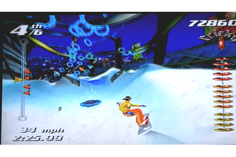 #492 SSX Tricky « Pong and Beyond