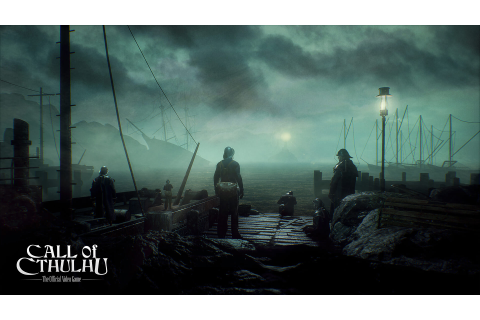 Call of Cthulhu: The Official Video Game Trailer Submerges ...