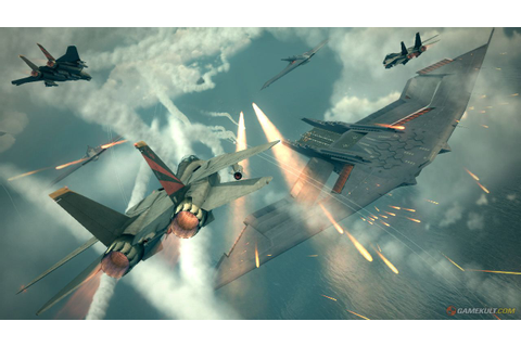 Ace Combat 6 : Fires of Liberation. Best game in the world ...