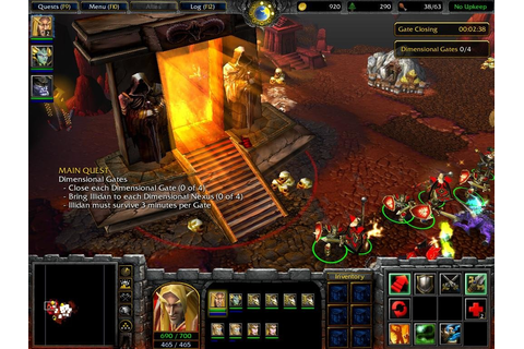 Warcraft 3 Frozen Throne - PC Review and Full Download ...