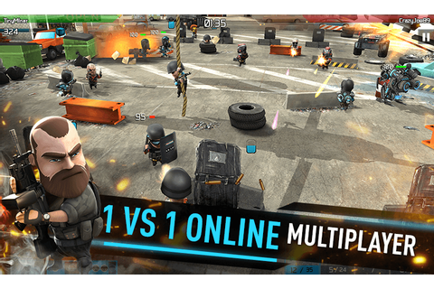 Download WarFriends: PvP Shooter Game on PC with BlueStacks