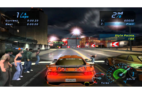 Need for Speed: Underground - Highly Compressed - PC Game ...